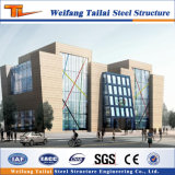 Prefabricated High Quality Steel Structure Space Frame Gymnasium