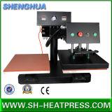 Pneumatic Swing Head Heat Press Machine, Double Station Sublimation Heat Transfer Press