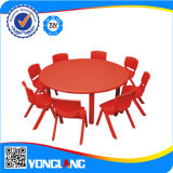 Cheap Round Plastic Table Indoor Playground Play Set (YL6104)