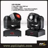 Mini 10W DJ Moving Head Light+Remote Controller