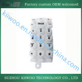 Keypad with High Translucent Rubber