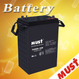 Sealed Lead Acid Deep Cycle Gel Battery for Solar System