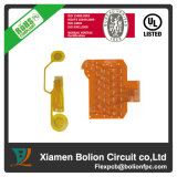 Circuit Board with Pi Stiffener and Enig