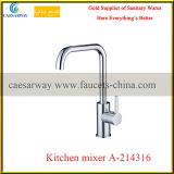 Single Handle Sanitary Ware Kitchen Sink Faucet Mixer Tap