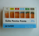 Large Taper. 06 Gutta Percha Points