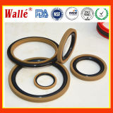 Wear Resistant Yellow Gsj Step Seal