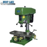 Vertical Universal Drilling and Milling Machine with High Precision 16mm (ZX7016)
