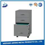 OEM Sheet Metal Stamping Brushed Electronical/Electronic Cabinet