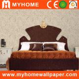 Eco-Friendly Bedroom Non Woven Wallpaper (M-3204)