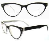 High Quality Cat Eye Fashion Cp Injection Eyewear for Lady