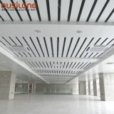 Cheap Aluminum Panel Commercial Perforated Baffle Acoustic Linear Metal Strip Ceiling