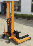 0.5 Ton to 1 Ton Mini Hydraulic Hand Manual Pallet Operated Stacker