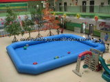 Adult Large Inflatable Swimming Pool Made of 0.9mm PVC Tarpaulin for Water Balls, Roller Balls