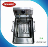 Stainless Steel Commercial Donut Potato Chips Chicken Fryer