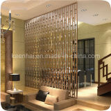 Indoor Decorative Stainless Steel Wall Parititon