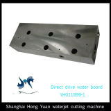 Ultra High Pressure Water Jet Direct Drive Pump Part Water Manifold
