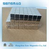 Cubic NdFeB Neodymium Magnets N45sh, N55