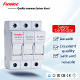 Ce Approved 10*38 32A 63A Modular Fuse Holder