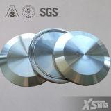 Stainless Steel Sanitary Tri Clover Cap