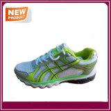 Wholesale Light Green Colors Running Men Sport Shoes