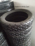 Road Cleaning Vehicle Solid Rubber Wheels