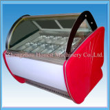 High Quality Gelato Display Freezer with Low Price