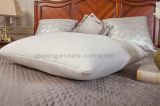 Natural Hypo-Allergenic All-Around Luxury Soft Wool Filling Pillow for Home