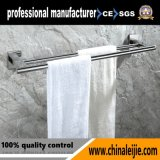 Durable Stainless Steel 304 Double Bath Towel Bar Bathroom Fitting