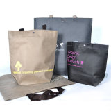 Luxury Non Woven Tote Bag with Brand Label