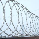 Hot Galvanized Flat Wrap Bto-22 30 Cbt-60 65 Razor Wire / Sharp Razor Barbed Wire / Price Razor Barbed Wire Bto-22 30 Cbt-60 65