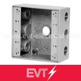 Aluminum Weatherproof Box Outlet Box for IMC/Rigid Conduit