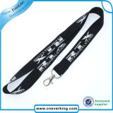 Polyester Material Cheap Printed Lanyards