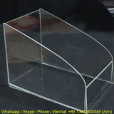 Clear Acrylic Book Shelf for Shops/Acrylic Display Stand