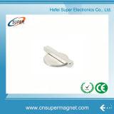 China N40 Nickel Neodymium Block Magnet