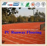 High Rebound Elastic Polyuretahne Running Track
