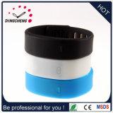 Silicone Wristwatch LED Watches Wrist Bracelet Watch (DC-1184)