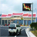Outdoor Traffic Guidance LED Message Screen