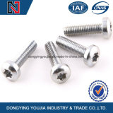 Cheese Head Screw with Hexalobular Slot