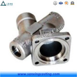 China Steel Carbon Brass Iron Casting Electric Power Parts
