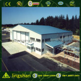 High Quality Galvanized Large Span Steel Structure Workshop (LS-SS-212)