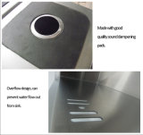 Topmount Double Handmade Stainless Steel Sink