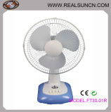 Solar DC Table Fan Super Strong Power