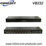 32 Channel Passive CCTV BNC Video Balun (VB232)