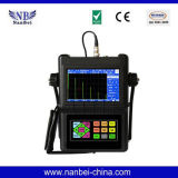 LCD Durable Digital Ultrasonic Flaw Detector