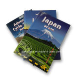 Perfect Binding Soft-Cover Global Travel Guiding Book Printing