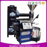 Double Layer Drum Coffee Machine Electric Gas Heat Coffee Roaster
