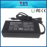 Replacement Laptop AC/DC Adapter for Toshiba PA3165u-1A2c 19V 4.74A 6.3*3.0 Black Round Trip Head