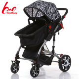High Viewpoint Landscape Kids Stroller Within Damping