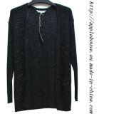 Ladies Long Cardigan Sweater by Bouble Yarn