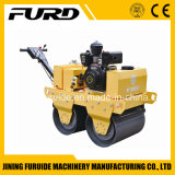Diesel Walk Behind Vibratory Mini Road Roller Compactor for Sale (FYL-S600C)